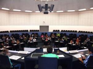 Diskusion im LandtagHomepage